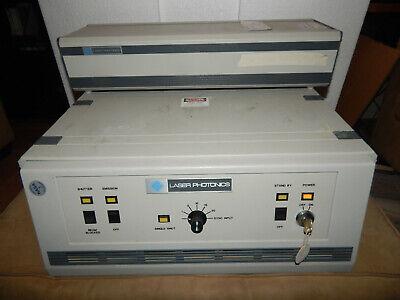 Laser Photonics Yql-102d 102 Pulsed Ndyag Laser 1064nm