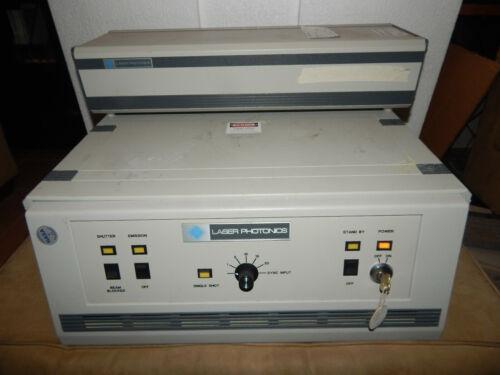 Laser Photonics YQL-102D, 102, Pulsed Nd:YAG Laser @1064nm
