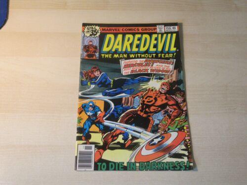 DAREDEVIL #155 MARVEL BRONZE AGE BLACK WIDOW AVENGERS APPEAR HIGH GRADE MOVIES!!