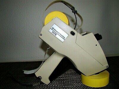 Monarch Marking Label 1176 Pricing Label Gun Pitney Bowes