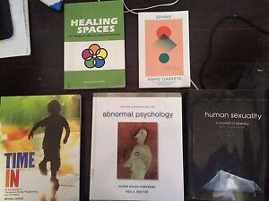 Textbooks for Sale! Great Condition, Cheap