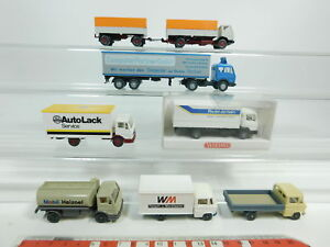 BD365-0-5-7-x-Wiking-H0-1-87-CAMIoN-Mercedes-MB-436-Mobil-WM-Riedel-etc-W