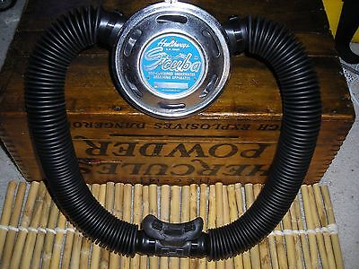 Vintage Healthways SCUBA Double Hose Diving Regulator
