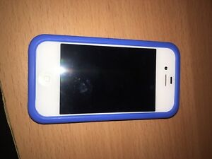 White iPhone 4s - GREAT SHAPE!