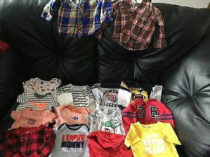 6-9 month boys clothes London Ontario image 8