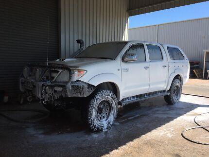 Toyota Hilux SR5 3.0