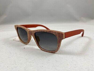 Isaia Napoli Sunglasses Mens Wood Italy (Napoli Sunglasses)