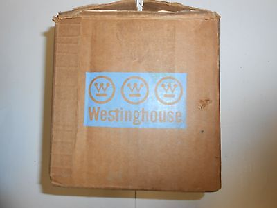 Westinghouse Ka-241 Panel Meter 0-150ac Amperes Style New