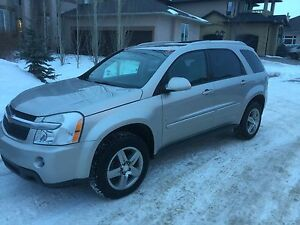 2008 Chevy equinox LTZ AWD ( immaculate condition )