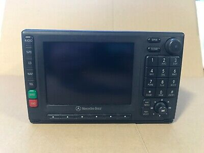 Original Mercedes-Benz MCS Navigation W163 ML320 ML 430 ML500 A1638201386 RA4110