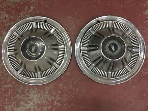 15 inch 1966 Ford Wheel Discs for Sale!
