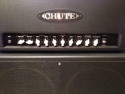 Boutique Chute CC04 Guitar Amp 212 Closed back cab Plexi FE Beverly Hills Hurstville Area Preview