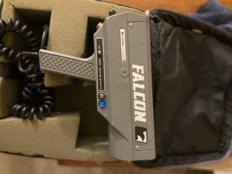 FALCON RADAR GUN TRAFFIC RADAR SYSTEM / KUSTOM SIGNALS