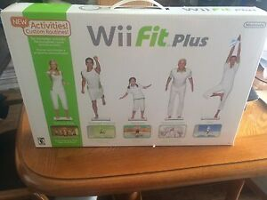 WIi Fit Plus, Board.