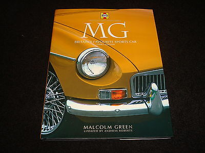 MG: BRITAINS FAVORITE SPORTS CAR MALCOLM GREEN HAYNES CLASSIC MAKES SERIES NEW