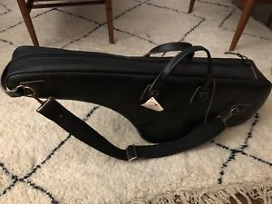 Tenor Sax Leather 'Reunion Blues' Case - upgraded leather NEW