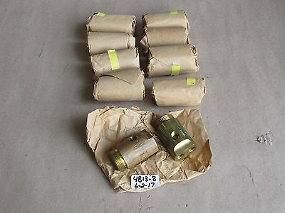 Lot Of 10 New Spraying Systems 10218 Pneumatic Atomizing Brass Nozzle