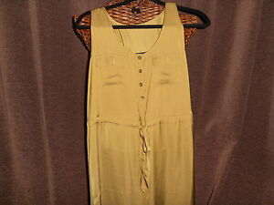 Womens apt 9 kohls nwt olive green racerback button up for Apartment 9 dress shirts