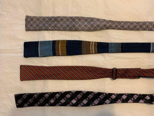 Vintage Self Tie Bow Ties #10