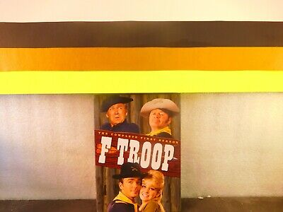 F-Troop - The Complete First Season (DVD, 2006, 6-Disc Set for sale  Hialeah