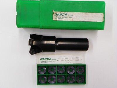 Dapra Hvem1.50x1.00r5-3 1-12 Indexable Cutter With Oxch 534d Dmp256  A820