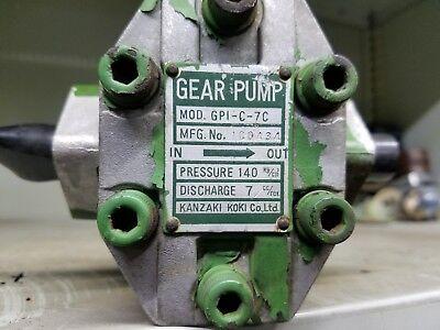 Ch15095 John Deere 650 Hydraulic Pump