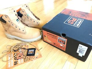 Timberland PRO Resistor safety boot size 9.5 Brand New
