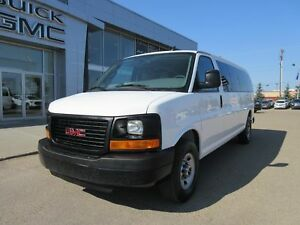 2016 GMC Savana Passenger LS-15 PASSENGER WITH LOW KM'S