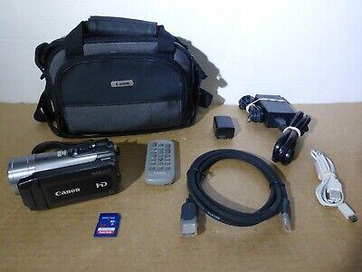 CANON Vixia HF200 Full HD (32GB) Flash Memory Camcorder w/ Accessories