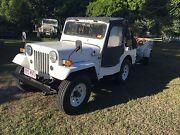 Mitsubishi  Jeep J54 Victoria Point Redland Area Preview
