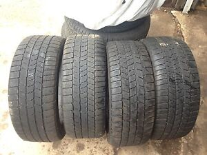 Continental snow tires 225/45/17