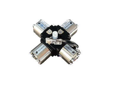 Agilent 11001200 Multi Channel Gradient Valve Assembly G1311-67701 G1311-69701