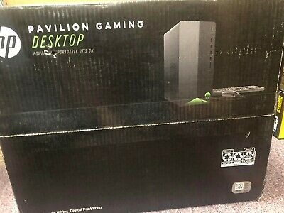 New HP Pavilion Gaming PC 256GB SSD 8GB Ram AMD Ryzen 5 TG01-0023w