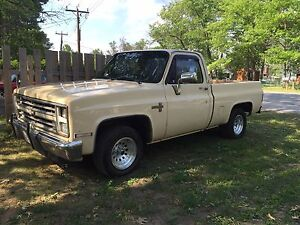1985 Chevy C10 Short Box Trade for Volkswagen Dune Buggy