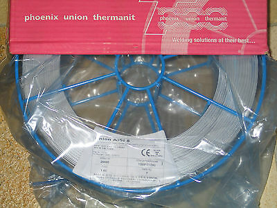 AlSi 5 Union  Schweißdraht   Ø 1,6mm  7kg Mig-Drahtelektrode