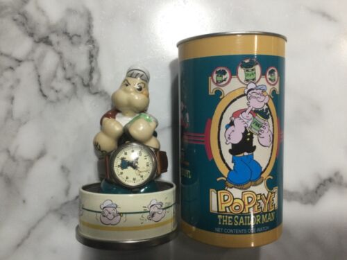 Popeye Fossil Limited Edition Watch