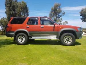 1994 Toyota Hilux Surf TURBO DIESEL Auto . 4x4. QUICK SALE
