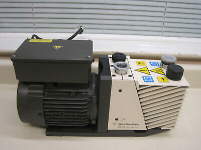 Agilent Technologies Ds 102 Two-stage Ds Series Rotary Vane Pump Model 9499315