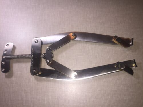 ZIMMER 121-03 STAINLESS KIRSCHNER WIRE TRACTOR ORTHOPEDIC SURGICAL MEDICAL VET