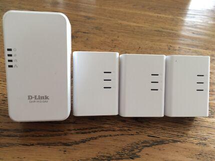 Wifi extender kit