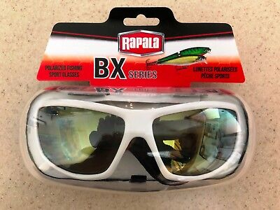 936cb776b9 5125 Rapala BX Series Polarized Fishing Sport SunGlasses 100% UV Protection