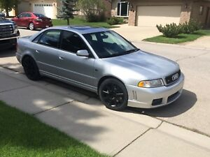 2001 Audi S4 (very clean)(low km)