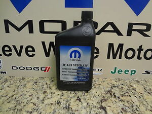 12 14 chrysler dodge jeep ram new zf 8 amp 9 speed atf for Steve white motors hickory north carolina