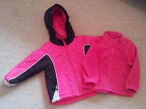 3T childrens place 3way zip winter jacket