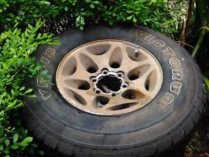 Toyota Land Cruiser tyres Manoora Cairns City Preview