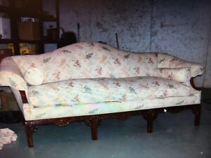 Antique sofa  / chairs / coffee table / side board (wash stand)