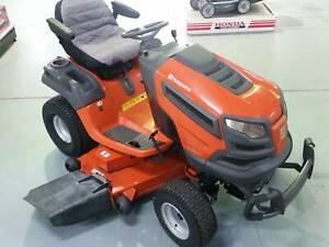 PRE-OWNED HUSQVARNA RIDE ON MOWER Bendigo Bendigo City Preview