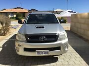 Toyota Hilux 2010 in excellent condition Dawesville Mandurah Area Preview