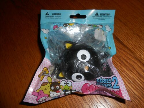 SANRIO CHOCOCAT SQUISHY MINI FIGURINE- SIP