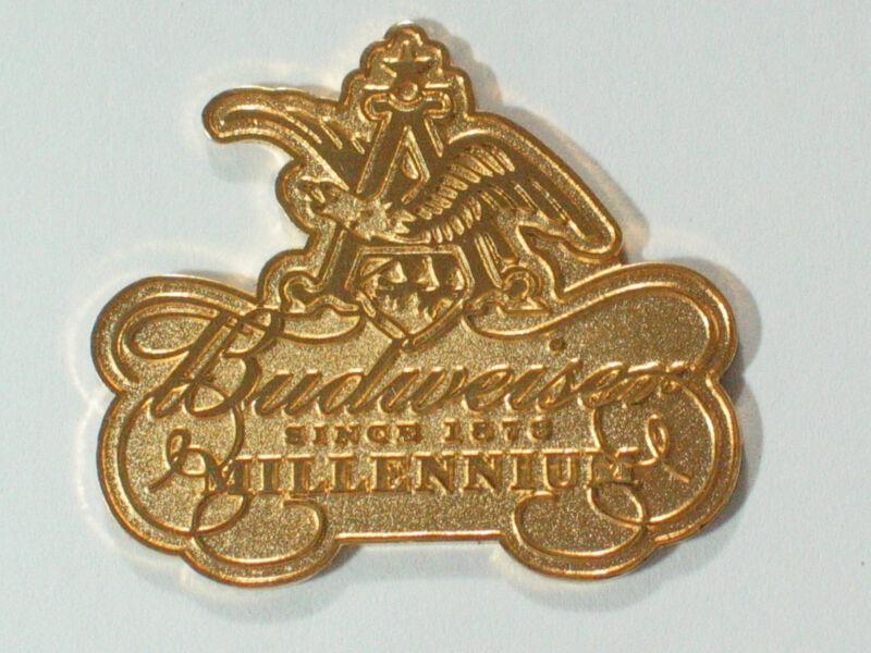 Budweiser Millenium Since 1876 Beer Pin **